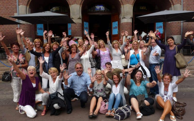 Groepsuitje Amsterdam
