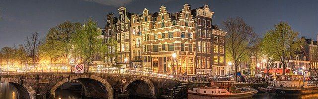 amsterdam bridge netherlands