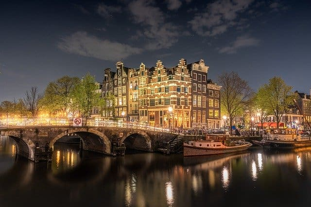 amsterdam bridge netherlands