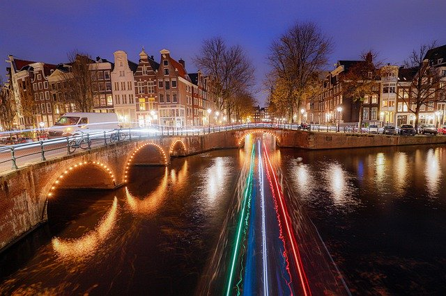 amsterdam channels canals