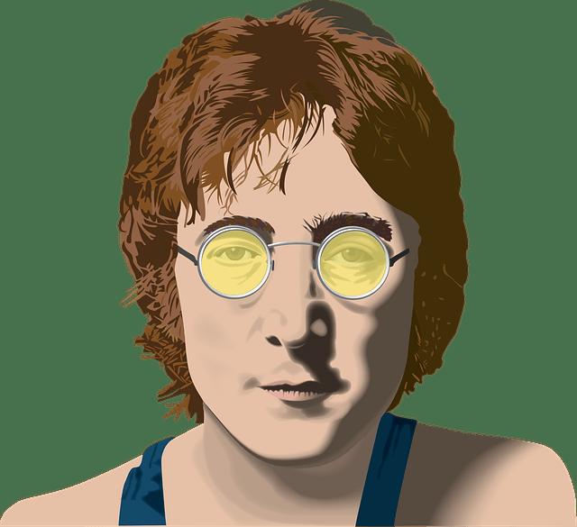 john lennon singer famous celebrity