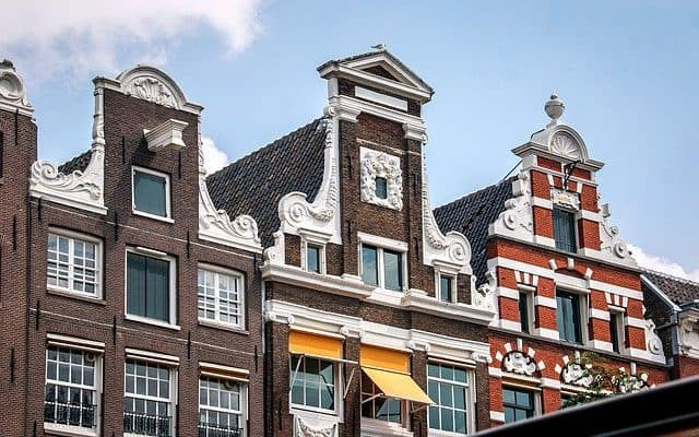 netherlands house amsterdam